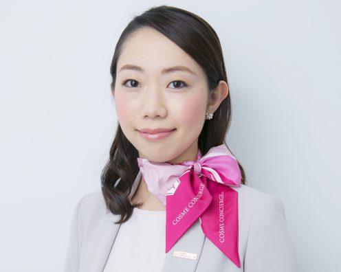 佐藤智恵子 | メンバー | COSME CONCIERGE AGENCY